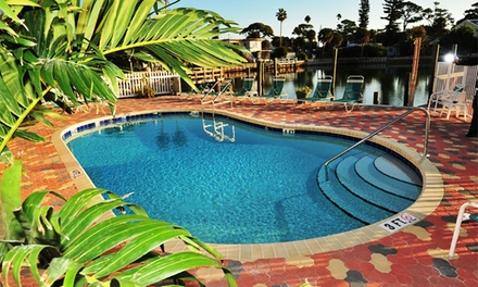 Stay at Bay Palms Waterfront Resort - Hotel and Marina in St. Pete Beach, FL. Dates into January.
