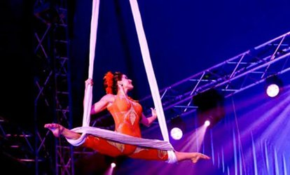 image for Cirque Italia for One Child or Adult (June 7–10)