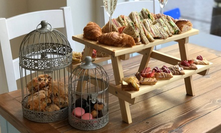 Children's or Picnic Afternoon Tea for Two at The Crêpe Escape