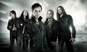 Kamelot & DragonForce or Black Knights Rising: Kamelot and DragonForce on December 5 at 8 p.m. or Black Knights Rising on December 6 at 8 p.m.