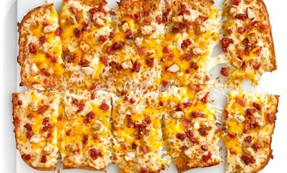 Pizza Buffet and 32oz Drink for Two or Four People at CiCi's Pizza (Up to 39% Off)