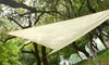 Triangle Shade Camping Cloth