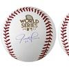 Pre-Order: LA Dodgers 2017 World Series Baseballs with Certificate