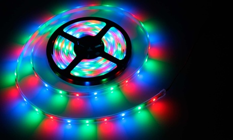 Tira de luces LED 5 metros por 18,90 €