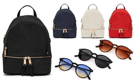 PackZaino e occhiali Twig Concept Milano