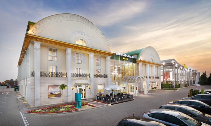 MCC Mazurkas Conference Centre & Hotel 4*