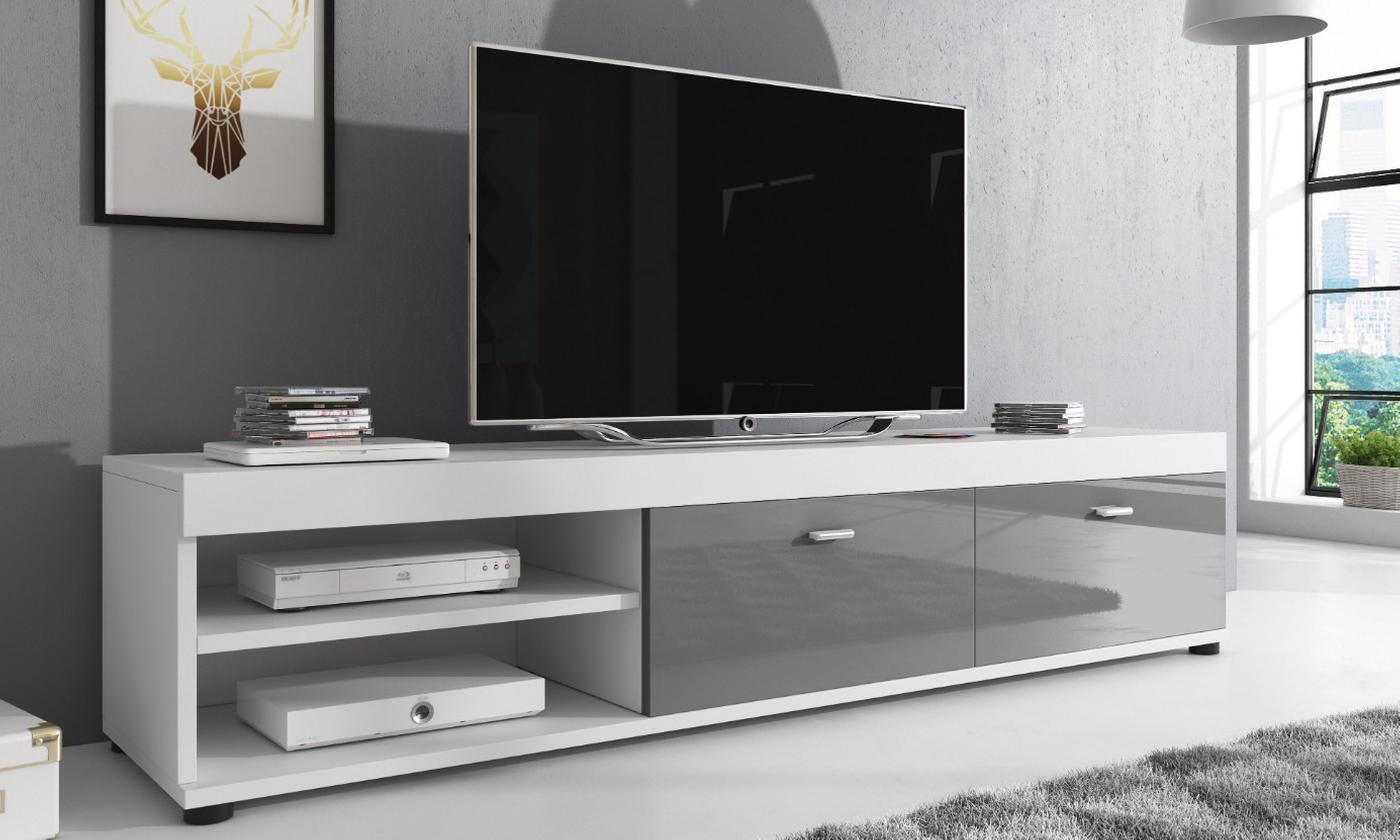 e-Com AVA TV Unit Cabinet Stand 140cm