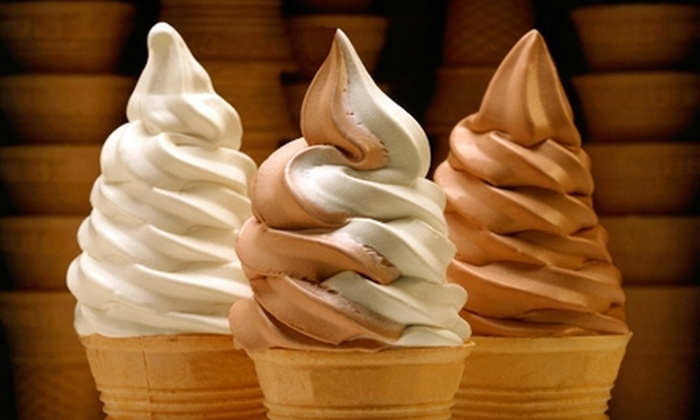 All American Softy - Los Angeles: $90 for a Mobile Ice-Cream Party for 20 People from All American Softy ($180 Value)