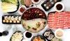 Up to 40% Off Asian Cuisine at Happy Lamb Hot Pot