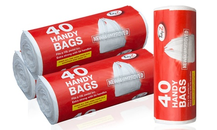 160 15L Pedal Bin Bags