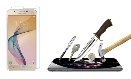 1 o 2 vetri temperati per Samsung J