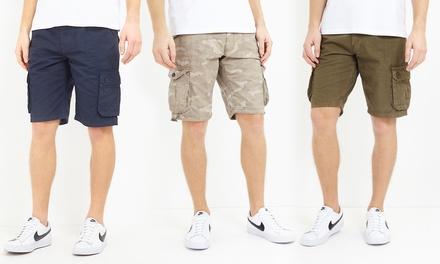 Pantaloncini da Uomo in 3 design disponibili in 4 taglie e 3 colori 100% cotone