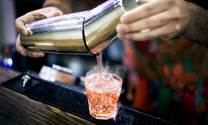 Masters Of Bartending School - Masters Of Bartending School: Hands-On Certifying Course for One, or Crash Course for One or Two at Masters of Bartending School (Up to 65% Off)