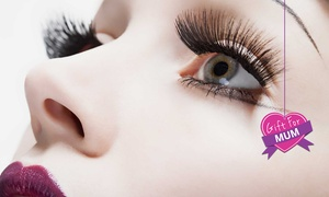 Bedroom Eyes: $99 for a Set of Russian Volume 3D Lashes, or $119 to add Eyebrow Threading at Bedroom Eyes, Fitzroy (Up to $268 Value)