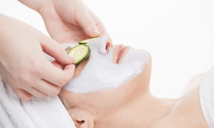 Gold Skin Care - Burbank: A 60-Minute Facial at Gold Skin Care @ The Nail Club (20% Off)