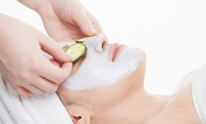 Gold Skin Care: A 60-Minute Facial at Gold Skin Care @ The Nail Club (20% Off)