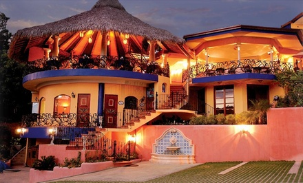 Groupon Deal: 3-, 4-, or 5-Night Stay with $50 Dining Credit at Cuna del Angel in Dominical, Costa Rica
