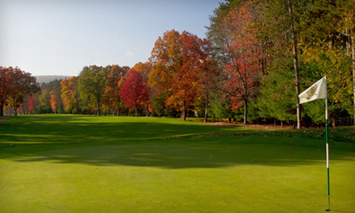 Bowling Green Golf Club - Jefferson: $49 for Round of Golf with Range Balls and $15 Grill Credit at Bowling Green Golf Club in Oak Ridge (Up to $114 Value)