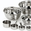 Stainless Steel Mix and Measure Set (12-Piece)
