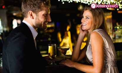 image for Speed Dating or Singles Party for One or Two with DateinaDash, Multiple Locations (Up to 70% Off)