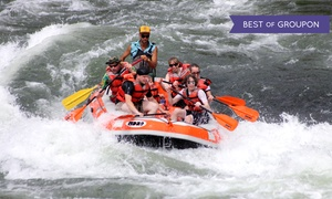 High Desert River Outfitters: Half-Day Rafting Trip on the Deschutes River for 2, 4, or 8 from High Desert River Outfitters (Up to 42% Off)