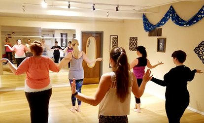 image for 6-Week Session of Bollywood <strong>Dance</strong> for One, Two, or Four at Miz lafontaine (Up to 52% Off)