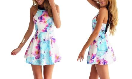 1, 2 ou 3 robes sans manches Fiona décolletées dans le dos, taille au choix dès 21,90 €, livraison offerte