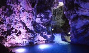 Grotte di Pertosa Auletta: Ingressi alle Grotte di Pertosa-Auletta per 2 persone con percorso a scelta (sconto fino a 75%)
