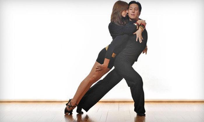 Ballroom Philadelphia - CHI Movement Arts Center: 4, 8, or 12 Ballroom, Social, or Latin Dance Classes for Two at Ballroom Philadelphia (Up to 81% Off)