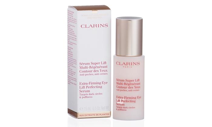 clarins eye serum