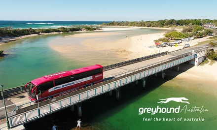 40% Off Tickets Across the Greyhound Bus Network Valid for Point-to-Point Premium Fares from Greyhound Australia