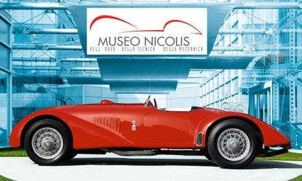 Ingressi Museo Nicolis, Villafranca di Verona a 12€euro