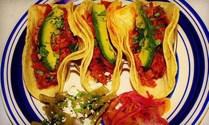 Los Coyotes - Bella Vista - Southwark: $15 for $30 Worth of Mexican Food at Los Coyotes