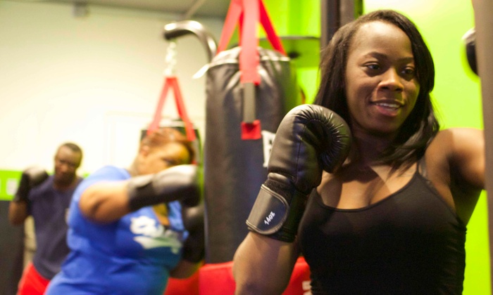Iron House Society - Brownsville: Four Weeks of Unlimited Boxing or Kickboxing Classes at Iron House Society (72% Off)