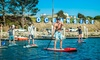Oceanside Paddleboard - Oceanside: Standup-Paddleboard Lesson and Rental for Two or Four at Oceanside Paddleboard (Up to 59% Off)