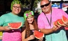California Watermelon Festival - Hansen Dam Soccer Complex: Tickets to California Watermelon Festival (Up to 42% Off). Two Options Available.