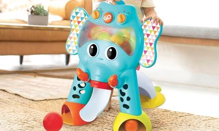 Juguete de elefante sensorial de actividad Cruise Around Infantino