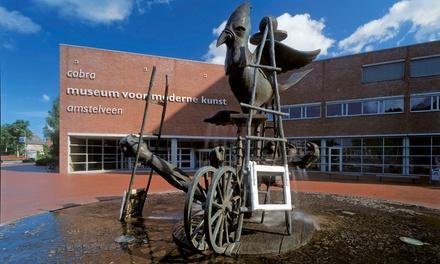 Ontdek Nederlandse kunstenaars én internationale avantgarde bij het Cobra Museum in Amstelveen