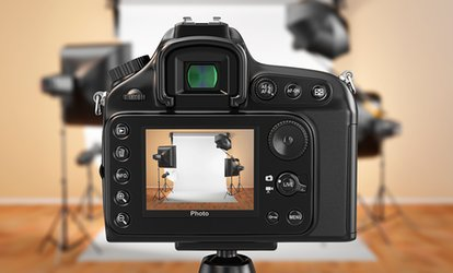 image for Four-Hour Photography Course for £39 at Ray Lowe Studios (86% Off)