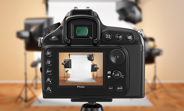 Four-Hour Photography Course for £39 at Ray Lowe Studios (86% Off)