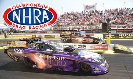 39th Annual NHRA Southern Nationals on Friday, May 3, at 9 a.m.