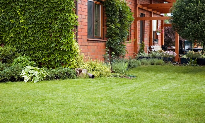 L.A.C. Management LLC - Atlanta: Four or Eight Weeks of Lawn-Mowing and Bush-Trimming Services from L.A.C. Management LLC (Up to 61% Off)