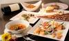 愛知県/久屋大通≪仏産カモ胸肉のローストバルサミコソース・ドルチェなど全7品≫