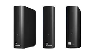 Storage Desktop WD Elements