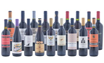 Up to 82% Off Packs of Red Wine from WineOnSale.com