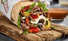 Up to 50% Off Entree and Canned Drink at Pita Pit