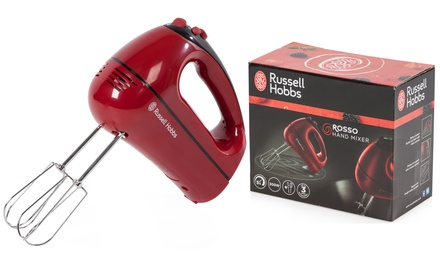 Russell Hobbs18966 Rosso Hand Mixer for £14.99