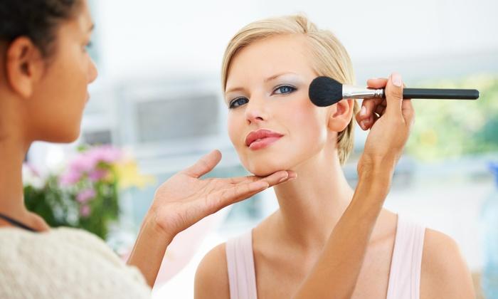 Sitting Pretty Makeup Artistry - Buckhead: Makeup Application from Bree at Kenny Vereen Signature Salon (50% Off)