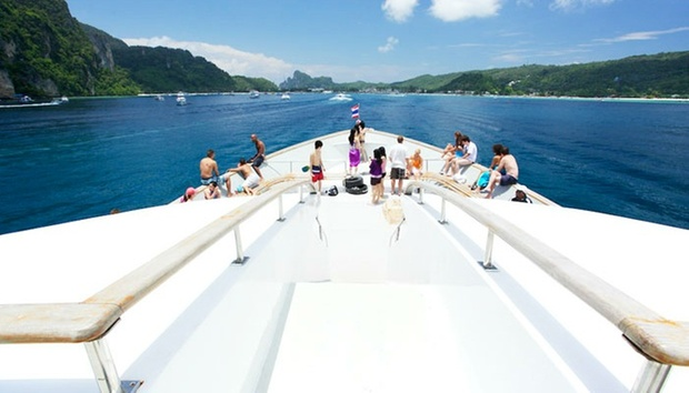 Phuket: Island Tour by Speedboat 2