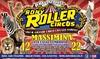 Rony Roller Circus, Roma, ingressi